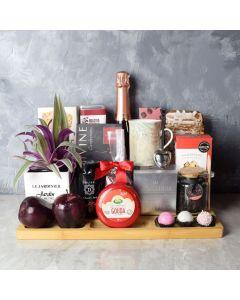 Junction Coffee & Tea Celebration Basket