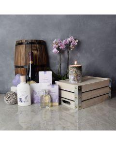 Beaconsfield Wine & Spa Gift Basket