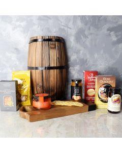 Corktown Snack Platter, gourmet gift baskets, gift baskets, gourmet gifts