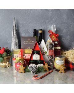 Sweet & Savoury Holiday Gift Basket