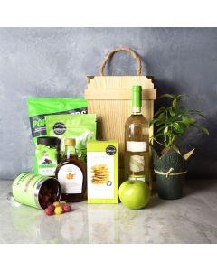 Rosh Hashanah Wine Crate