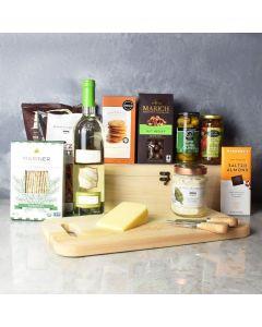 Kosher Wine & Cheese Crate