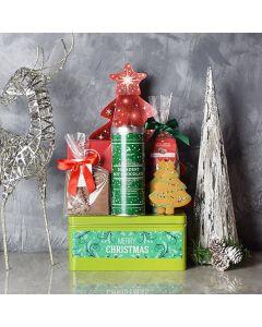 Christmas Hot Chocolate Gift Basket