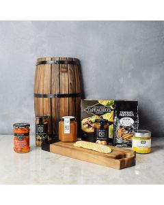 Gourmet Appetizer Gift Set, gift baskets, gourmet gifts, gifts