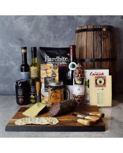 Authentic Delicatessen Gift Basket
