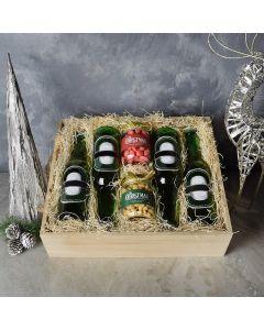 Beer & Nuts Crate