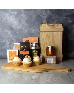 Basket of Thanksgiving Treats