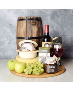 The Sommelier Gift Set, wine gift baskets, gourmet gifts, gifts