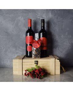 Christmas Wine Duo