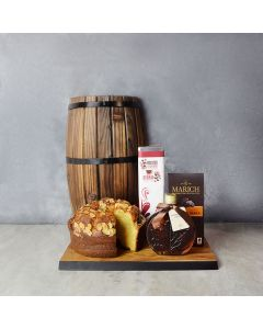 Weekend Coffee & Cake Gift Set, gift baskets, gourmet gifts, gifts