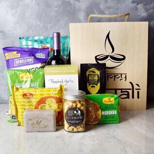 Glorious Diwali Gift Set New York City