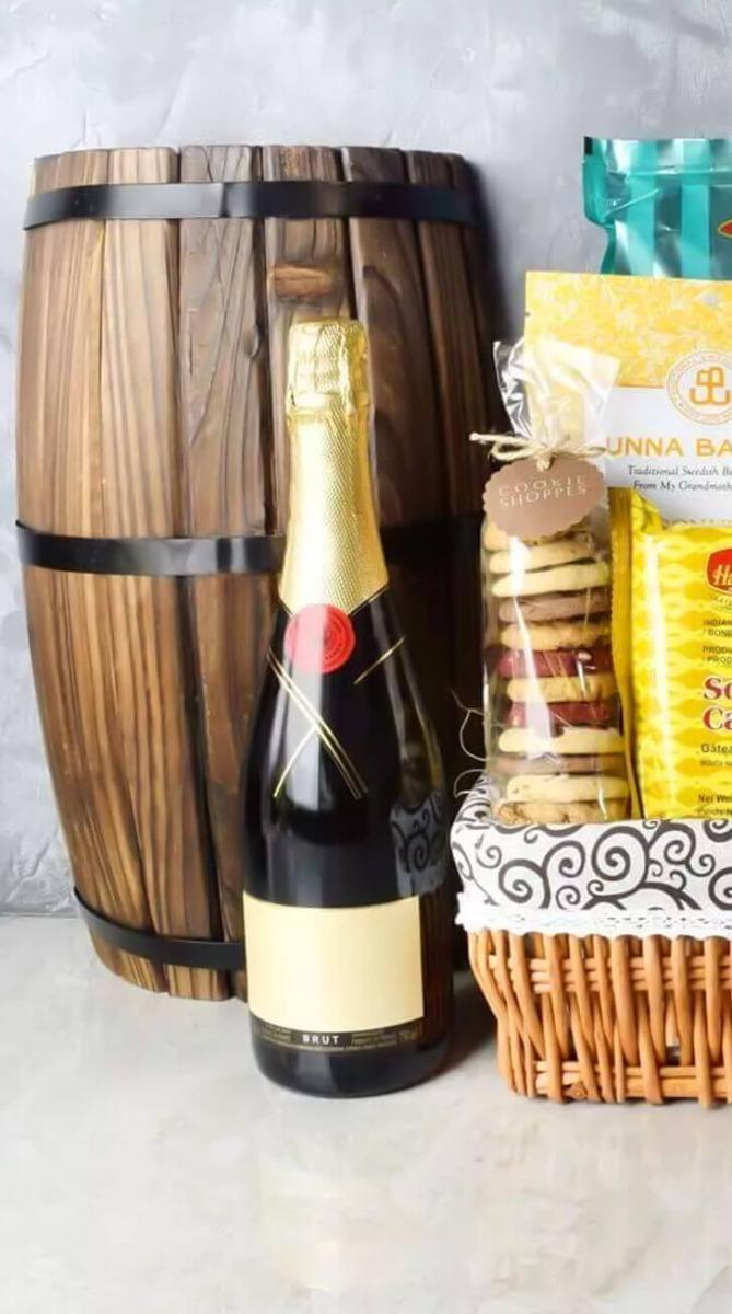 Taste At Its Best Diwali Gift Basket