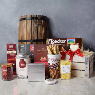 All Things Chocolate Gift Basket New York City