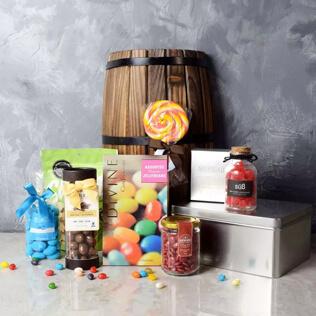Candy Paradise Gift Basket New York City