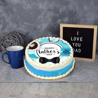 Dapper & delicious Fathers Day Cake New York City