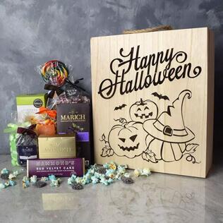 Halloween Sweets Crate New York City