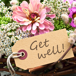 Get well gift baskets North Bellmore
