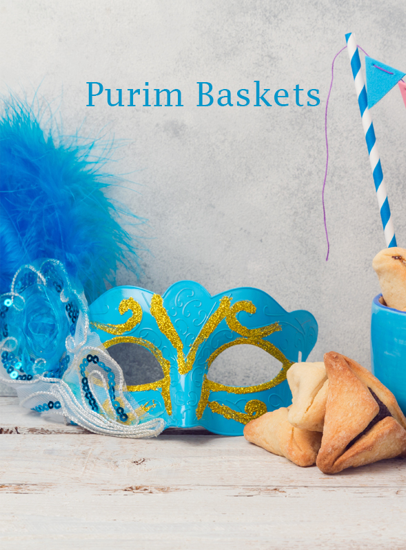 Purim Gift Baskets North Bellmore