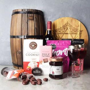 Kosher Raspberry Sweets & Treats Set New York City