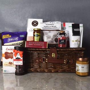Sweet & Savoury kosher Treats Basket