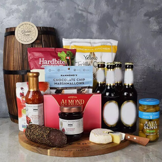 A Friend Indeed Gift Basket Manchester