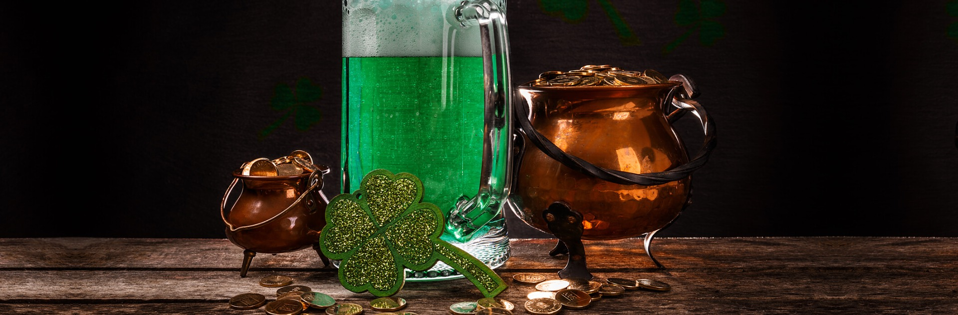 St. Patrick's Day Gift Baskets Manchester
