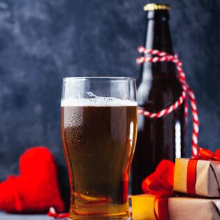 Beer gift baskets Ampere