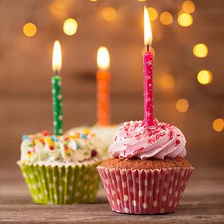 Birthday gift baskets Ampere