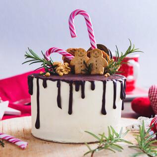 Cake gift baskets Ampere
