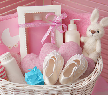 Custom Baby Gift Baskets Delivered to New York City