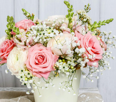 Floral Clubs Delivered to New York City
