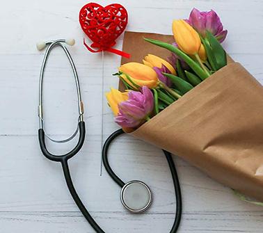 Nurses Week Gift Baskets Delivered to New York City