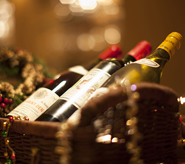 Wine, Beer & Spirits Gift Baskets Delivered to New York City